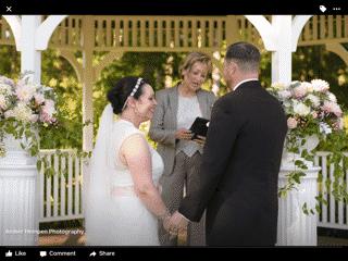 Outdoor Wedding Officiant