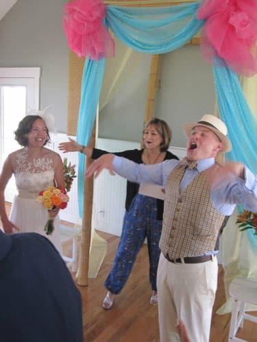 Portland Wedding Officiant