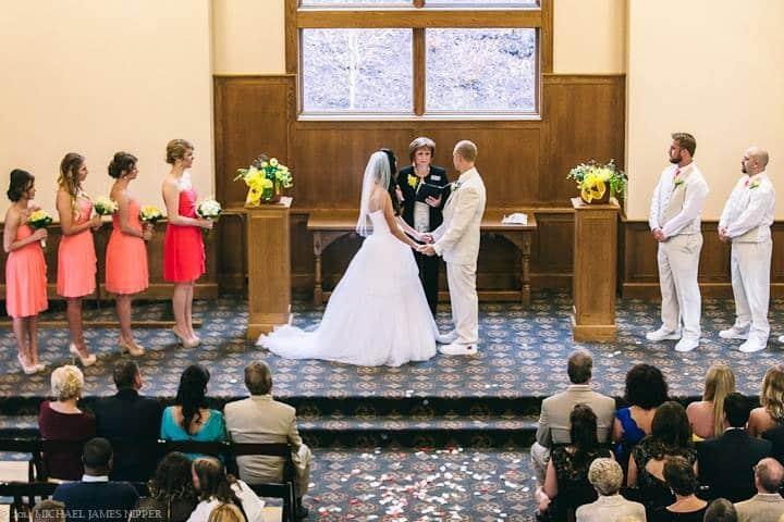 Wedding Officiant Portland Oregon