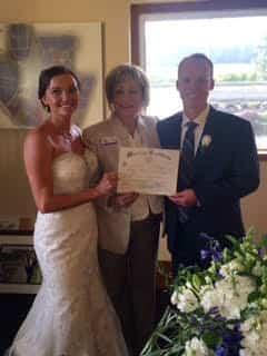 Wedding Officiant in Portland Oregon